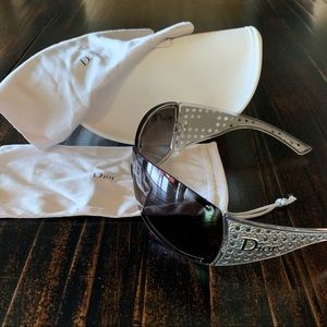 Dior Quadrille sunglasses/ Christian Dior